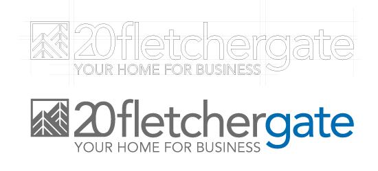 Flechergate logo